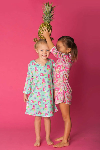 Mermaid Kiss Girls' Tunic