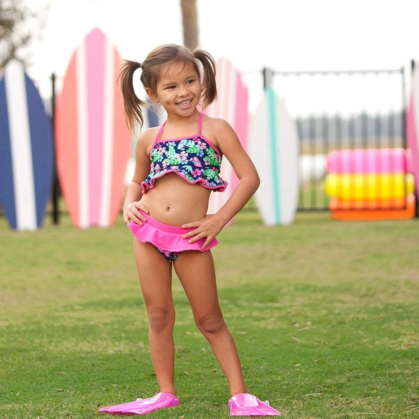Tropi-Cool Girl's Swim Set