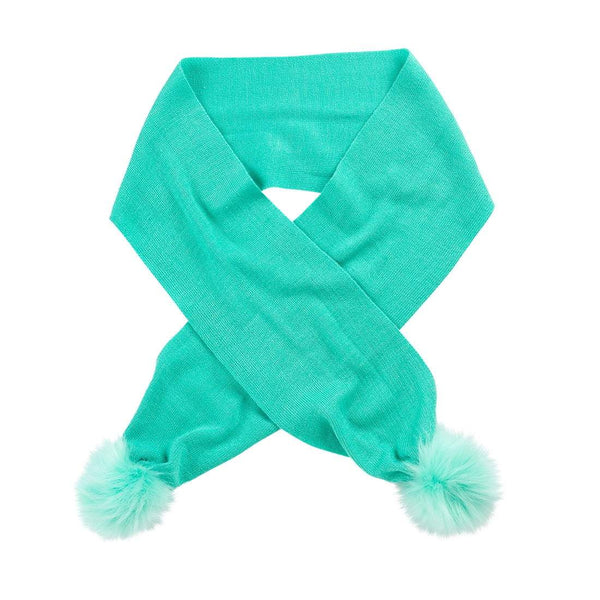 Mint Bella Kids' Scarf