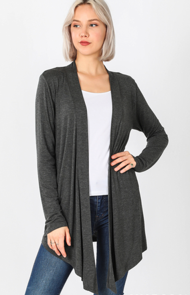 Everyday Cardigan - Crowned Boutique
