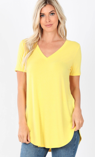 You Are My Sunshine Basic Tee - Crowned Boutique