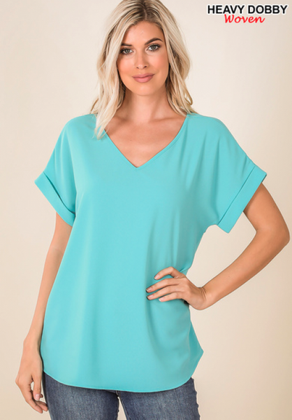 Mint For Me Top - Crowned Boutique