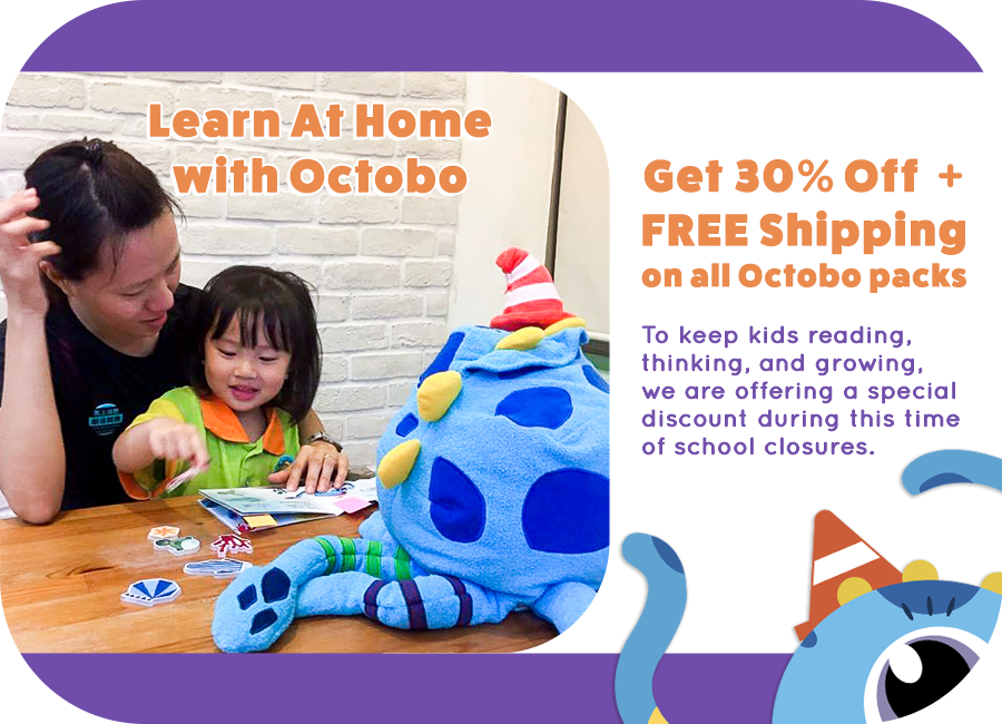 A Very Special Discount from Octobo to Help Kids Keep Learning During Coronavirus School Closures