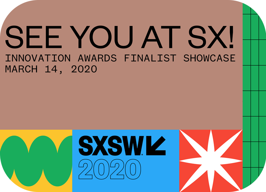 Octobo Named a Finalist for 2020 SXSW Innovation Awards