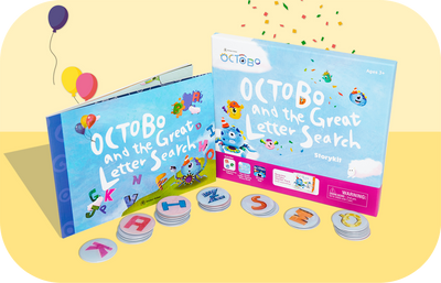 Octobo and The Great Letter Search Storykit