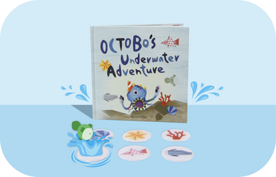 Octobo's Underwater Adventure Storykit