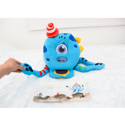 Octobo: An Educational Multi-Sensory Smart Plush (Holiday S.A.S.E. Special)