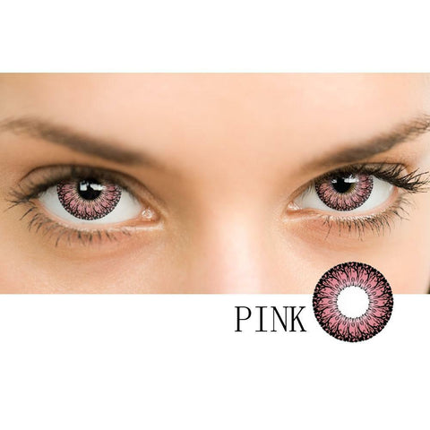 Image of Amazing Colored Contact Lenses - fashionniste