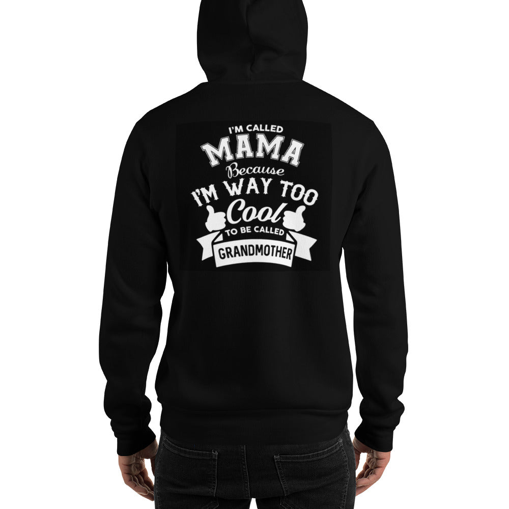 Hooded Sweatshirt - fashionniste
