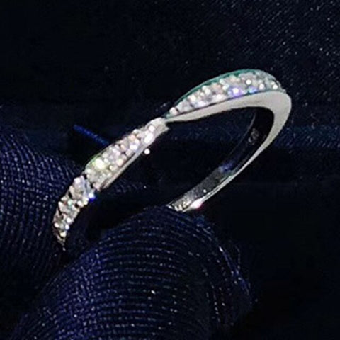 S925 Sterling Silver Women's Rings - fashionniste
