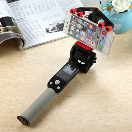 Smart Rotation Selfie Stick 360 Degree Wireless Bluetooth - fashionniste