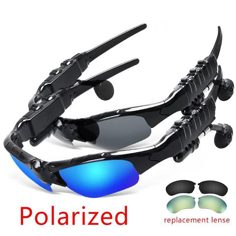 Bluetooth Sunglasses Outdoor Smart Glasses