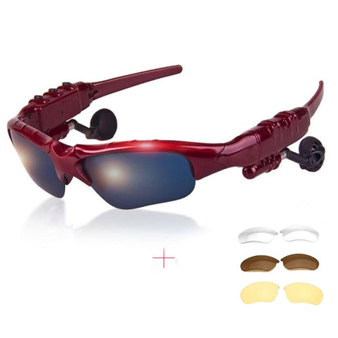 Bluetooth Sunglasses Outdoor Smart Glasses - fashionniste