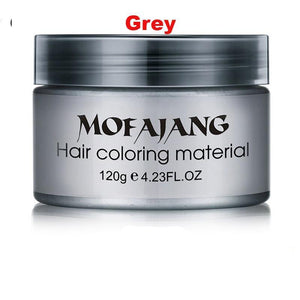 Temporary Hair Wax Color - fashionniste