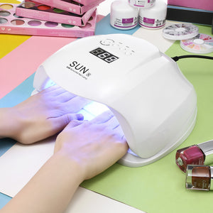 UV LED Nail Lamps - fashionniste