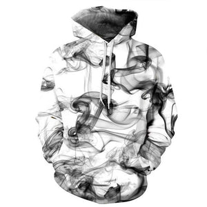 Hot Sale 3d Printed Hoodies Sweatshirt