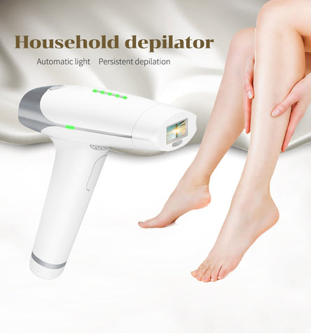 Image of At Home Laser Hair Removal Machine Laser 400,000 Flashes Hair Removal - fashionniste