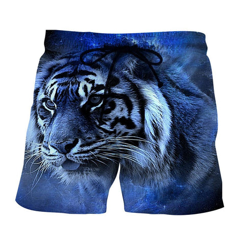 Image of New Fashion Summer Men Beach Shorts