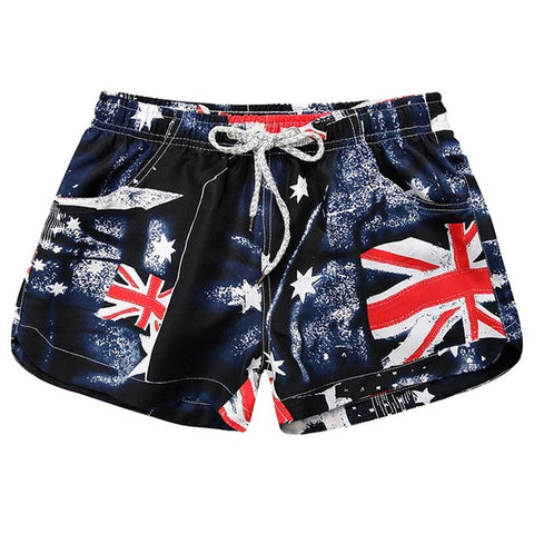 Men's Beach short Printed board - fashionniste