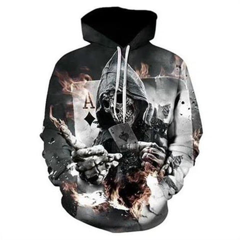 Image of Sweatshirts Double Wolves Unisex Pullover - fashionniste