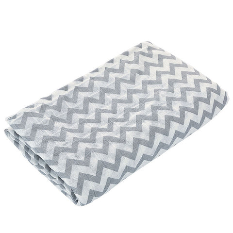 Image of Newborn Blankets Soft Muslin 100% Cotton - fashionniste