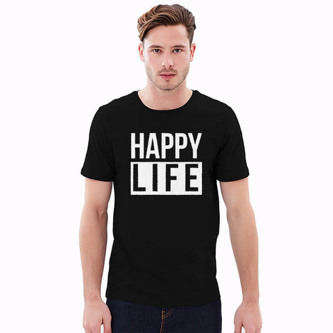 Happy Wife Happy Life Funny Couple Matching T-shirts