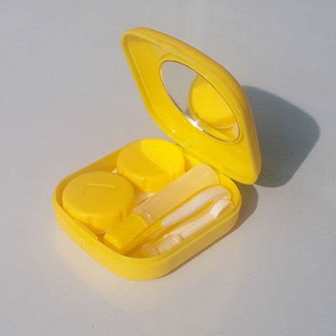 Image of Contact Lens Case Box - fashionniste
