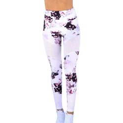 Women Print Sports Gym Yoga Running Fitness Leggings Pants Athletic Trouser - fashionniste