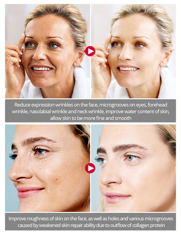 Image of Face Whitening Cream Argireline Pure Collagen Cream Anti-wrinkle Anti- Aging - fashionniste