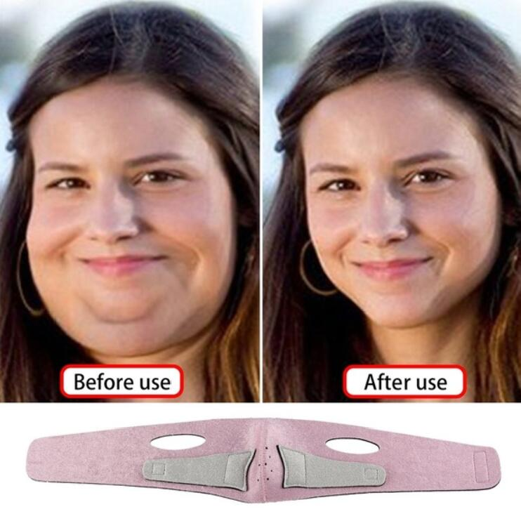 Face Lift Double Chin Skin Thin Face Care Belt Beauty Kit - fashionniste
