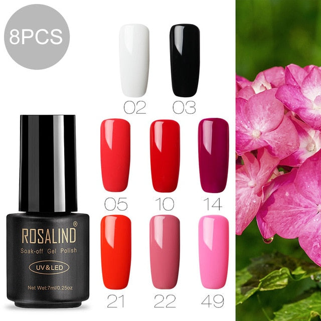 Super summer nail colors Poly gel painting 60+ Colors - fashionniste