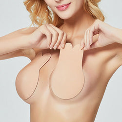 Breast lifting tape silicone Lift Up Tape Swimsuit Nipple Cover - fashionniste