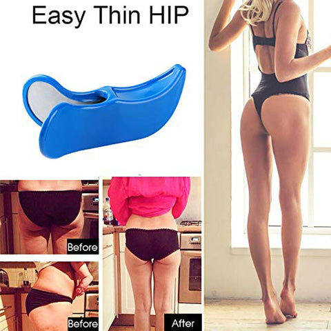 Image of Thigh Buttocks Exerciser Hip Trainer Pelvic Floor Muscle Inner  Home Fitness Beauty Equipment Pelvic Floor Muscle Exercise Tool - fashionniste
