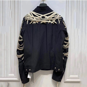Laced Jacket