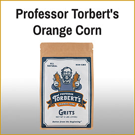 Professor Torbert's Orange Corn