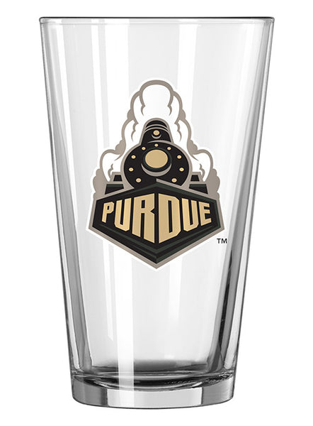 Purdue Boilermaker Special 16 Oz. Pint Glass, Click to See Larger Image