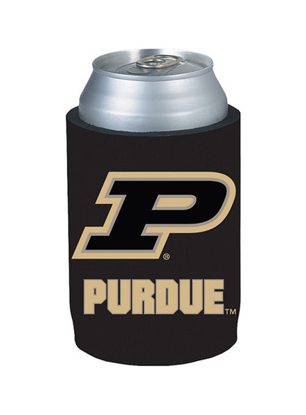 Purdue Collapsible Can Cooler, Click to See Larger Image