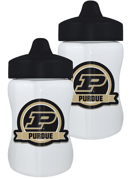 Purdue 9 Oz. Sippy Cup 2-Pack, Click to See Larger Image