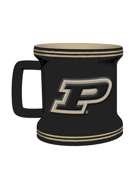 Purdue Mini Mug 2 Oz. Shot Glass, Click to See Larger Image
