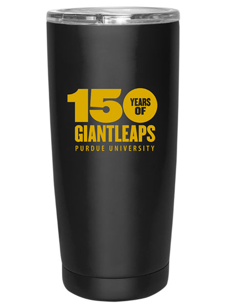 Purdue 150th Anniversary Tumbler, Click to See Larger Image