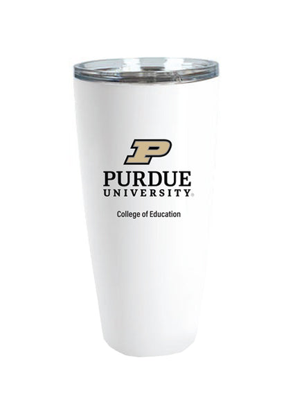 Purdue College of Education Tumbler, Click to See Larger Image