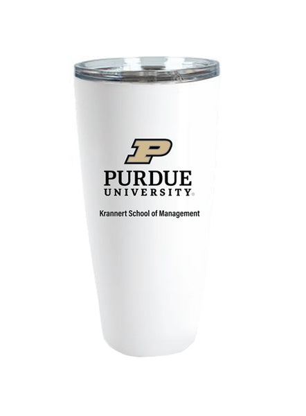 Purdue Krannert School of Management Tumbler, Click to See Larger Image