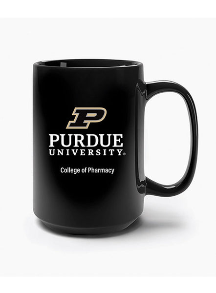 Purdue College of Pharmacy Mug, Click to See Larger Image