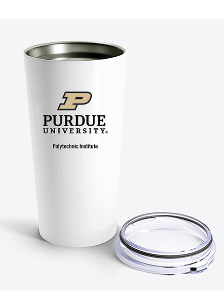 Purdue Polytechnic Institute Tumbler, Click to See Larger Image