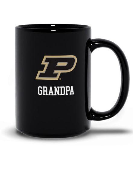 Purdue Grandpa Mug, Click to See Larger Image