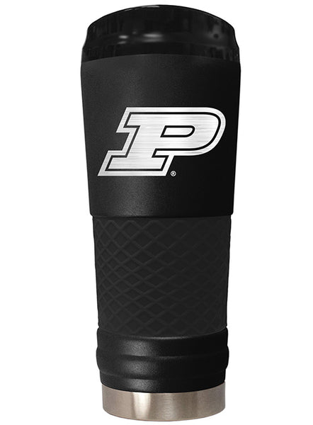Purdue 24 Oz. Stealth Draft Tumbler, Click to See Larger Image