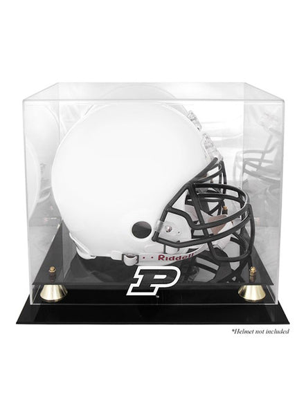 Purdue Deluxe Pro Helmet Case, Click to See Larger Image
