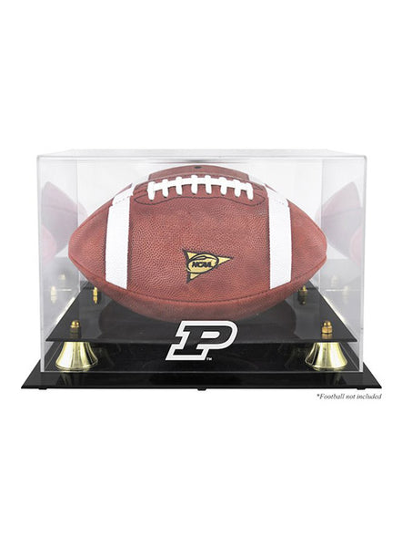 Purdue Deluxe Football Case, Click to See Larger Image