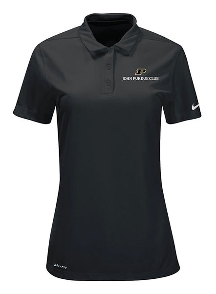 Ladies John Purdue Club Dri-FIT® Nike Polo, Click to See Larger Image