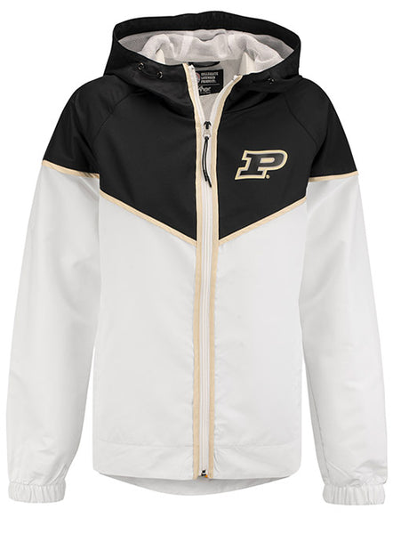 Ladies Purdue G-III Opening Day Lightweight Jacket, Click to See Larger Image